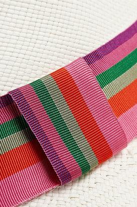 Sensi Studio Toquilla straw trilby
