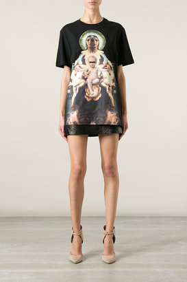 Givenchy Madonna and Jesus Tee