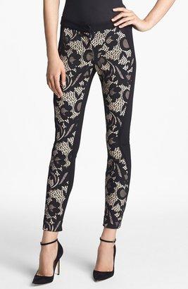 Diane von Furstenberg 'Harmony' Abstract Lace Pants