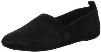 House Of Harlow Women's Circle Laser Kye S Slip-On Loafer