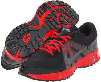 Nike Air Max Run Lite 3 (Black/University Red/Metallic Dark Grey) - Footwear