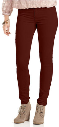 Calvin Klein Jeans Petite Pants, Skinny Corduroy Jeggings