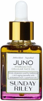 SUNDAY RILEY Juno Hydroactive Cellular Face Oil $45 thestylecure.com