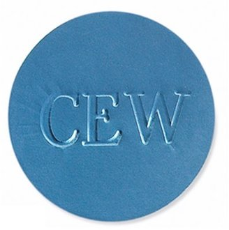 Williams-Sonoma Round Foil Embosser Labels, Set of 100