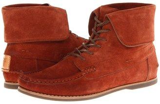 Frye Quincy Bootie (Rust) - Footwear