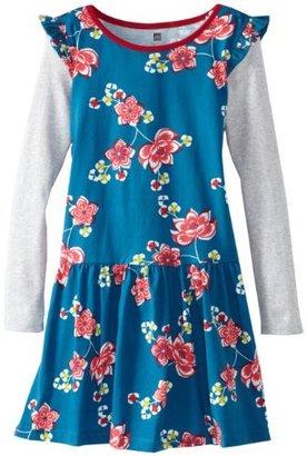 Tea Collection Girls 7-16 Flutter Sleeve Double Decker