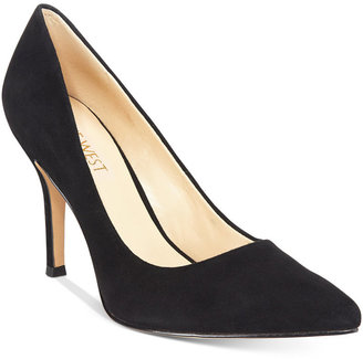 Nine West Flax Pointed Toe Pumps $59.99 thestylecure.com