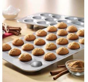 USA Pan 24-cup Mini Muffin Pan