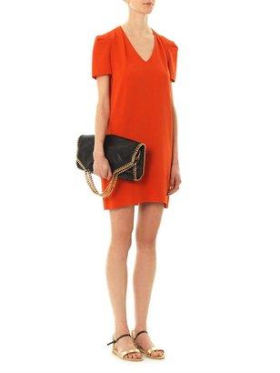 Vanessa Bruno Crepe satin dress
