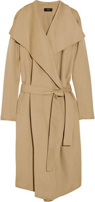 Joseph Lisa wool and cashmere-blend coat