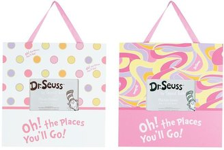 Trend Lab Dr. Seuss Oh! the Places You'll Go! Frame Set by Pink