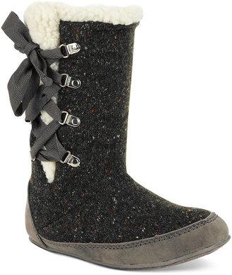Rocket Dog Casco Faux-Wool Slipper Boots