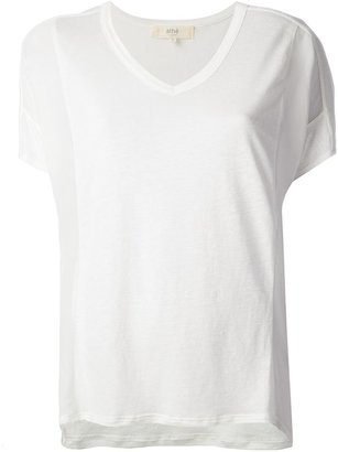 Vanessa Bruno V-neck T-shirt