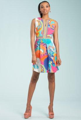 Trina Turk Crushes Dress