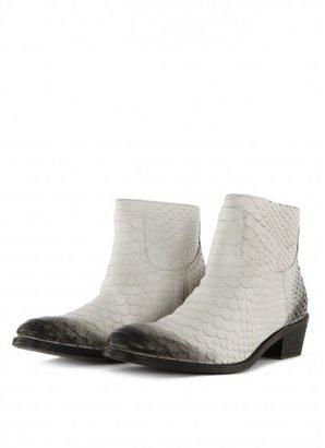 Zadig & Voltaire Low Boots Teddy Cooper Deluxe