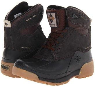 Columbia Kids - Bugaboot Original Omni-Heat (Little Kid/Big Kid)) (Buffalo/Flax) - Footwear