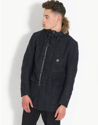 Duck and Cover Duffle Coat