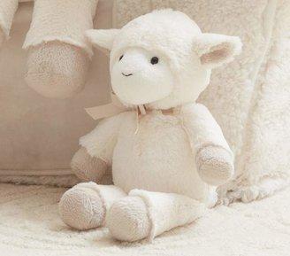 Pottery Barn Kids Lamb Plush Play Mat