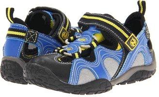 Naturino Hiroshi SP13 (Toddler/Little Kid/Big Kid) (Blue Multi) - Footwear