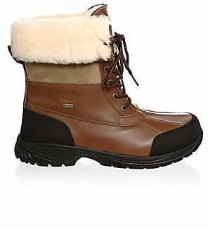 UGG Men's Men's Butte Sheepskin Leather Boots