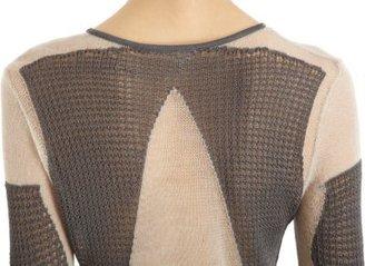 Helmut Lang Colorblock Sweater