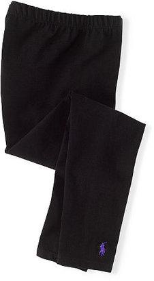 Ralph Lauren 7-16 Stretch Legging