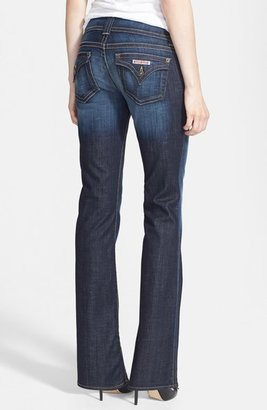 Hudson Signature Bootcut Stretch Jeans (Elm) (Petite)