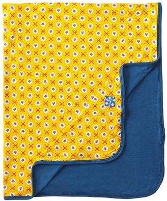 Kicky Pants KicKee Pants Baby-boys Newborn Print Basic Blanket