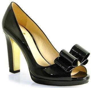 Kate Spade Francesca - Patent Leather Pump