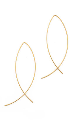 Jules Smith Americana Classic Earrings $60 thestylecure.com