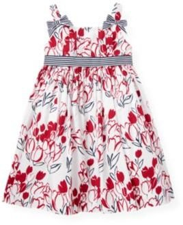 Janie and Jack Pleated Floral Dress