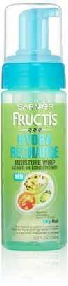 Garnier Fructis Hydra Recharge Moisture Whip Leave-In Treatment for Dry Hair, 5 Fluid Ounce $8.14 thestylecure.com