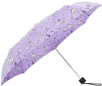 Fulton Minilite Bird Print Umbrella