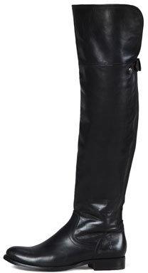 Frye Melissa Over-the-Knee Boot, Black (Stylist Pick!)