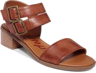 Rampage Jabari Two Piece Sandals