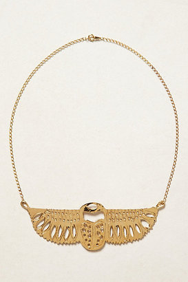 Anthropologie Iconograph Necklace