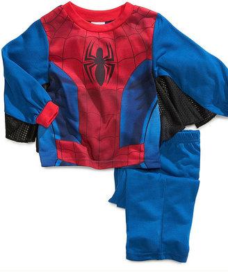 Spiderman AME Toddler Boys' 2-Piece Uniform Pajamas