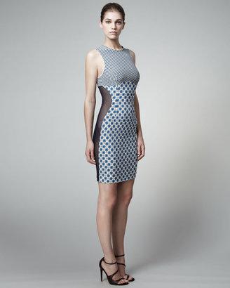 Stella McCartney Octavia Printed Sheath Dress