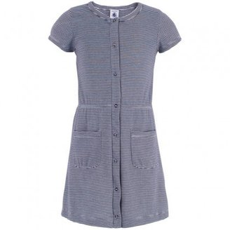 Petit Bateau Stripe Casual Dress