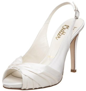 Butter Shoes Bridal by Women's Courtney Slingback Platform