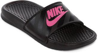 Nike Benassi Solarsoft Womens Slide Sandals