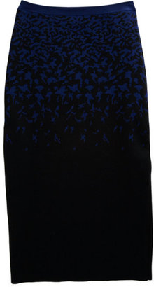 Ohne Titel Feather Jacquard Skirt