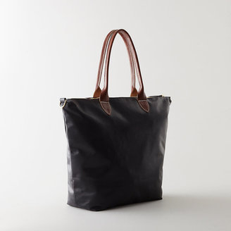 Clare Vivier overnighter tote bag
