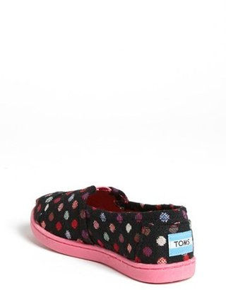 Toms 'Classic - Youth' Slip-On (Toddler, Little Kid & Big Kid)