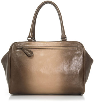 Bottega Veneta Brera double handle leather tote