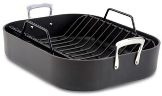 All-Clad 13x16-in. Nonstick Roaster with Rack