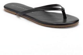 LC Lauren Conrad Women's Flip-Flops $19.99 thestylecure.com