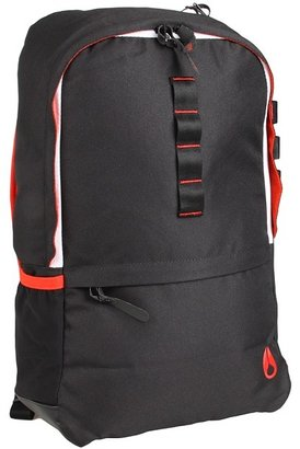 Nixon Turf All Purpose Backpack (Black/Red/White) - Bags and Luggage