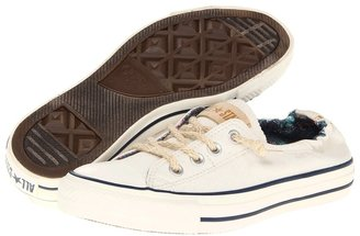 Converse Chuck Taylor All-Star Shoreline Slip Ox (Natural) - Footwear