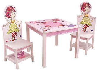 Kid Kraft Fancy Nancy Table & 2-Chair Set